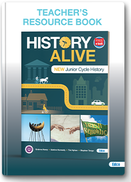 History Alive Resource Book Cover