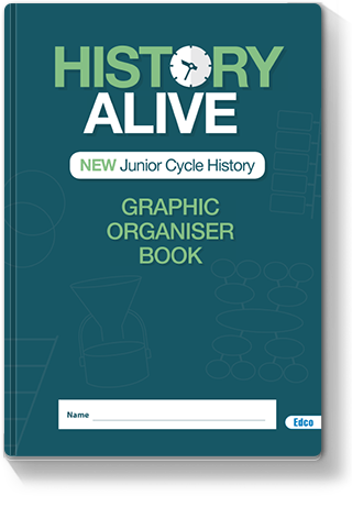 History Alive Graphic Organiser Book Cover