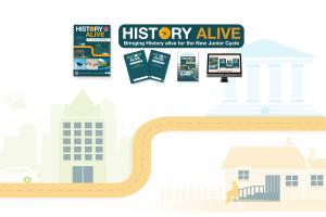 History Alive Header Graphic
